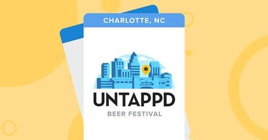 CBC at 2nd Annual Untappd Live Beer Festival, 24 April | Event in Charlotte | AllEvents.in