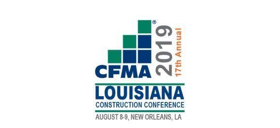 2019 CFMA Louisiana Construction Conference at Renaissance