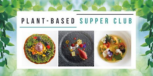 Plant-Based Supper Club