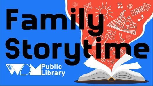 Outdoor Family Storytime, 27 July | Event in West Des Moines | AllEvents.in