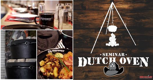 Grillseminar Dutch Oven  Feuerplatte