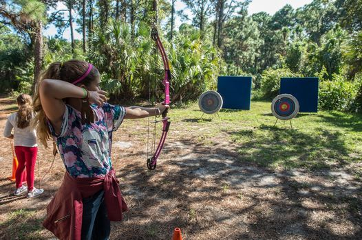 Introduction to Archery at A.D. Barnes Park, 7 August | Event in Miami | AllEvents.in