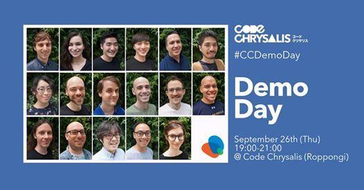 Demo Day - Coding Bootcamp Code Chrysalis