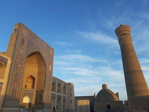 Kazachstan i Uzbekistan
