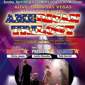 American Trilogy - &quotAlive from Las Vegas - Behind Closed Doors""