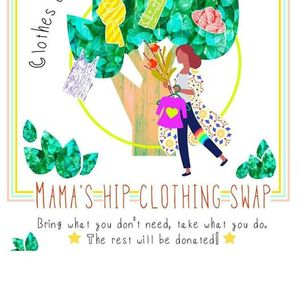 Back to School Family Clothes Swap