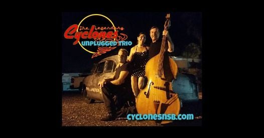 Cyclones Unplugged Trio at the Flagler Tavern, 28 October   Event in New Smyrna Beach   AllEvents.in