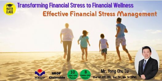 Transforming the Financial Stress to Financial Wellness