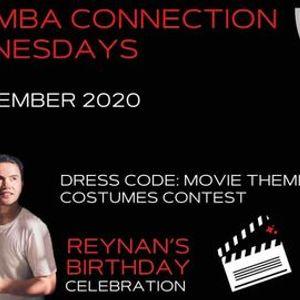 Kizomba Connection Wednesdays Movie Theme Party