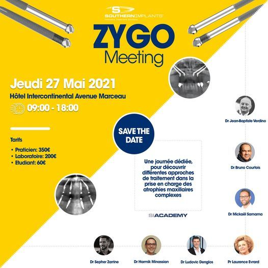 Zygo-Meeting, 27 May | Event in Paris | AllEvents.in