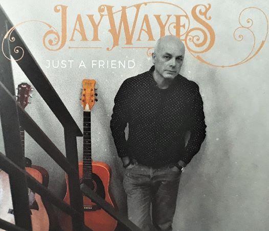 Jay WayeS Ep Releaseconcert mmv Bluebird Café at Stadstheater De Boemel, bleyemakerij in de Spoorzone 013, Tilburg