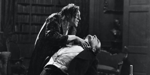 Silent Movie: DR. JEKYLL AND MR. HYDE, 25 October   Event in Greensboro   AllEvents.in