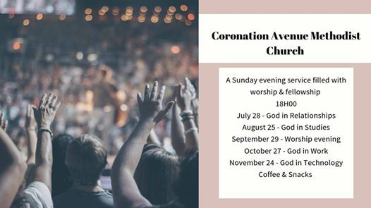 Coronation Ave Evening Services   Somerset West