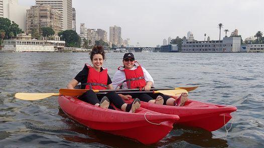 Weekly Kayak Ride, 13 August   Event in Helwan   AllEvents.in