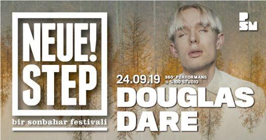 Douglas Dare - Neue Step