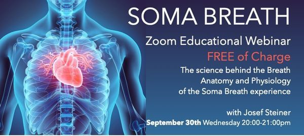 Soma Breath Webinar  Science behind the Breath