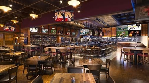 MGM National Harbor Networking Event at TAP Sports BAR, Suitland