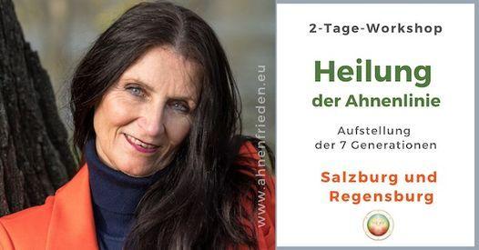 Heilung der Ahnenlinie - Frei werden von ererbten Lasten, 31 October | Event in Salzburg | AllEvents.in
