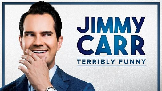 Jimmy Carr: Terribly Funny – Socially Distanced, 6 March | Event in Peterborough | AllEvents.in