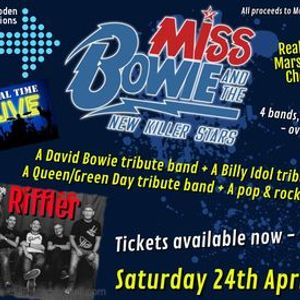 Macmillan and Cancer Research UK Charity Band Night