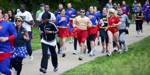 Super Heroes Vs. Villains 12 Marathon & 5k