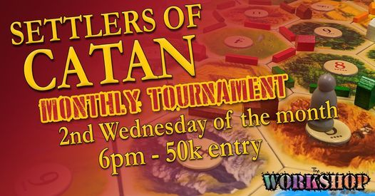 Monthly Catan Tournament, 12 May | Event in Da Nang | AllEvents.in