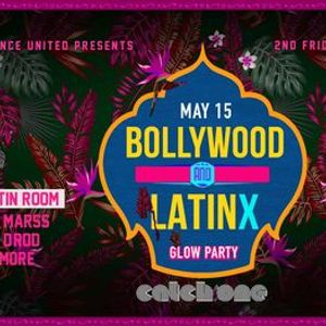Bollywood & Latin Glow Party in L.A.