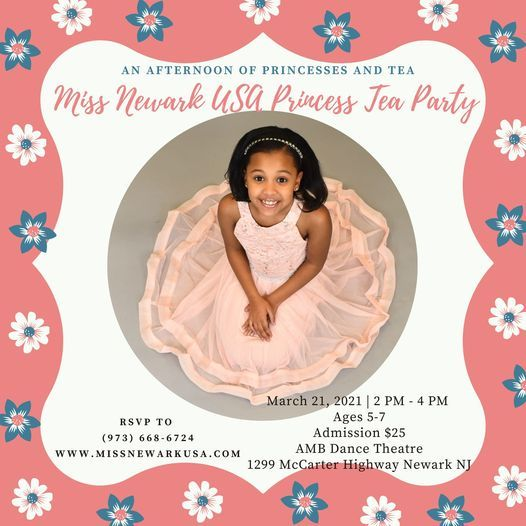 Princess Tea Party, 21 March | Event in Newark | AllEvents.in