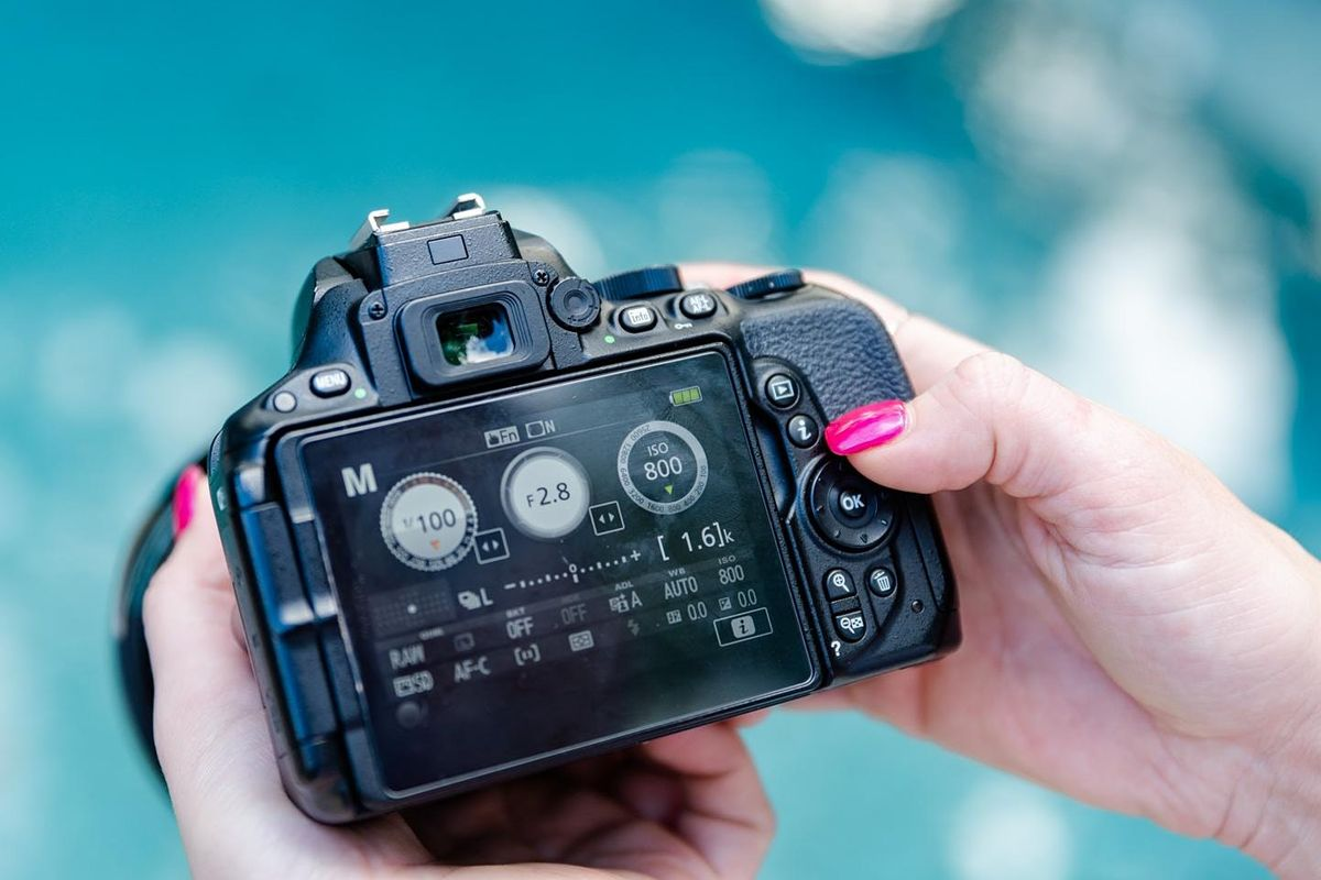Beginner DSLR Photography LIVE Online Class | Online Event | AllEvents.in