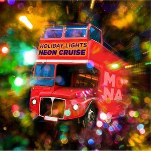 Holiday Lights Neon Cruise