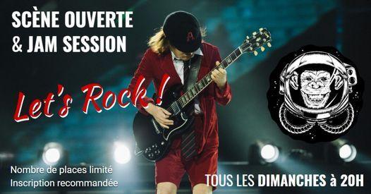 Scène ouverte & Jam session, 29 November | Event in Paris | AllEvents.in