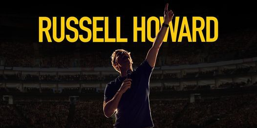 Russell Howard: Respite, 19 June | Event in Douglas | AllEvents.in