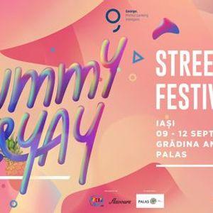 Street FOOD Festival Iai 2021