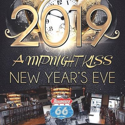 """A Midnight Kiss"" New Years Eve at Roadhouse 66 ..."