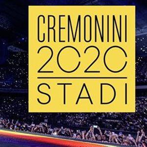 Cesare Cremonini - 30 giugno 2020 Padova Stadio Euganeo