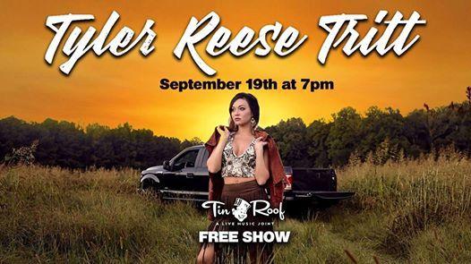 Tyler Reese Tritt