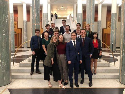 Parliament Tour + Question Time! at Parliament House