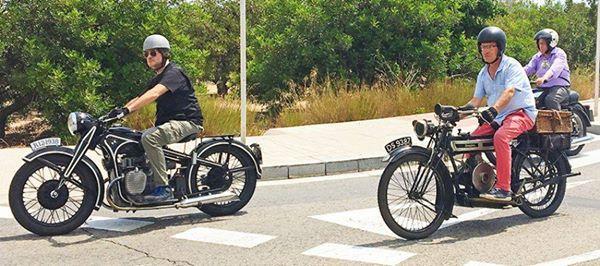 Excursion motos coleccion aizarna orio