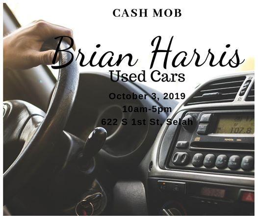 Brian Harris Used Cars >> Community Cash Mob At Brian Harris Used Cars Selah