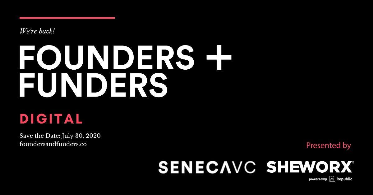 Founders + Funders Digital 2020
