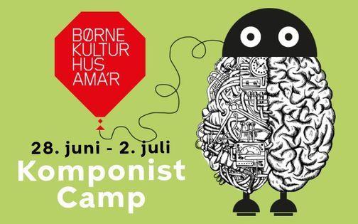 KomponistCamp i uge 26, 28 June   Event in Copenhagen   AllEvents.in
