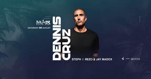 Dennis Cruz I Saturday 08 August I Bolivar Beach Bar