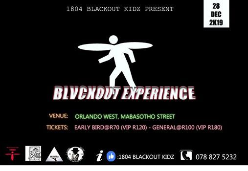 The 2nd Annual Blvckout Experience