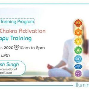 Quantum Chakra Activation Therapy Training