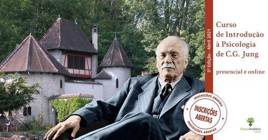 Curso de Introdução à Psicologia de C.G. Jung (5ª Edição) (presencial e online), 16 April   AllEvents.in
