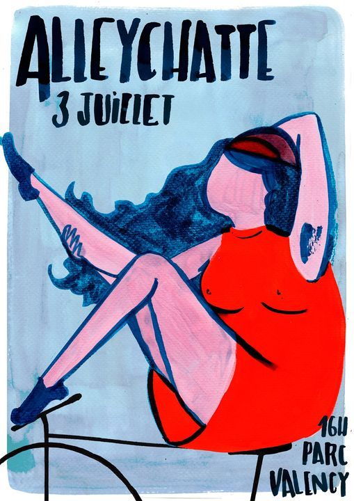 Alleychatte, 3 July | Event in Lausanne | AllEvents.in