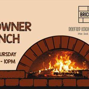 Brick - Sundowner Brunch