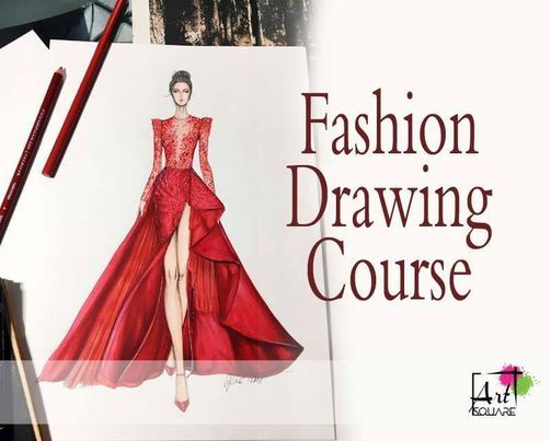 Fashion Drawing & Collection Concept Course (30 Hrs), 29 May | Event in Cairo | AllEvents.in