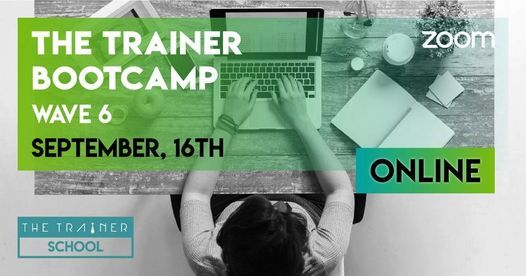 The Trainer (Online) Bootcamp - W6 Start Your Training Career