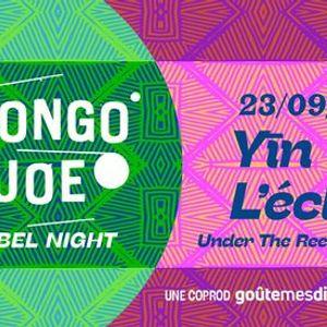 Bongo Joe Records Label Night Yn Yn  LEclair  UTRO
